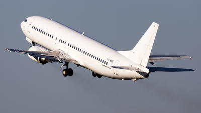 LY-MGC - Boeing 737-4Y0 - GetJet Airlines