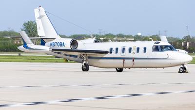 A picture of N870BA - IAI 1124A Westwind - [412] - © Martin Pinnau