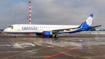 A picture of EW533PO - Embraer E195LR - Belavia - © Alexander Zhukov