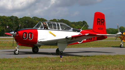 N134RR - Beechcraft T-34B Mentor - Private