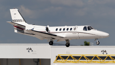 N898BA - Cessna 550 Citation II - Private