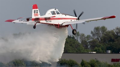 N474H - Air Tractor AT-802 - Private