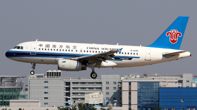 B-6190 - Airbus A319-132 - China Southern Airlines