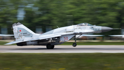 RF-92942 - Mikoyan-Gurevich MiG-29SMT Fulcrum C - Russia - Air Force