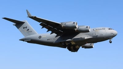 177705 - Boeing CC-177 Globemaster III - Canada - Royal Canadian Air Force (RCAF)