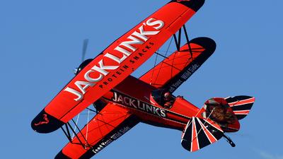 N32KP - Waco ATO - John Klatt Airshows