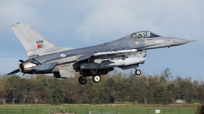 15108 - General Dynamics F-16AM Fighting Falcon - Portugal - Air Force