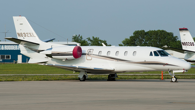 N632XL - Cessna 560XL Citation Excel - Private
