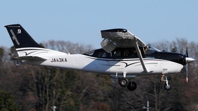 JA43KA - Cessna T206H Turbo Stationair - Kyoritsu Air