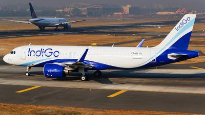 A picture of VTITI - Airbus A320271N - IndiGo - © Akshay M