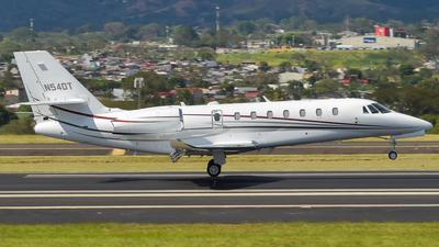 A picture of N54DT - Cessna 680 Citation Sovereign - [6800520] - © Ivan Jimenez Rojas