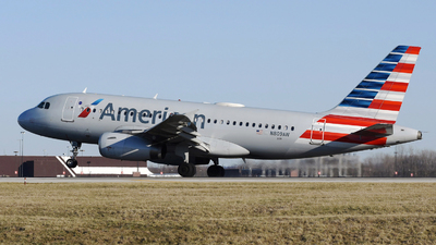 A picture of N809AW - Airbus A319132 - American Airlines - © DJ Reed - OPShots Photo Team