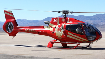 N155GC - Eurocopter EC 130B4 - Papillon Grand Canyon Helicopters