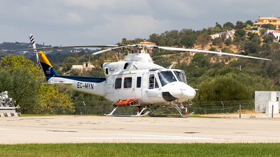 EC-MYN - Bell 412SP - Private