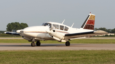 N6561Y - Piper PA-23-250 Aztec - Private
