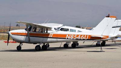 N8546U - Cessna 172F Skyhawk - Private