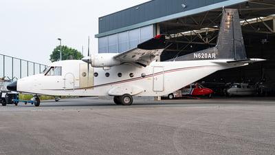 N620AR - CASA C-212-DF Aviocar - EP Aviation