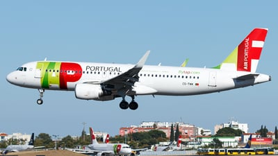CS-TMW - Airbus A320-214 - TAP Air Portugal