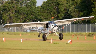 N127E - Aviat A-1B Husky - Private