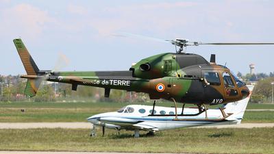 5602 - Aérospatiale AS 555AN Fennec - France - Army