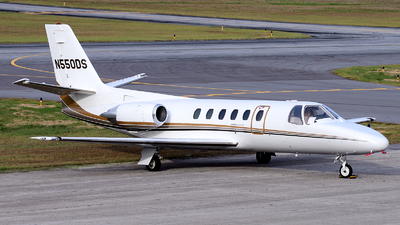 N550DS - Cessna S550 Citation SII - Private