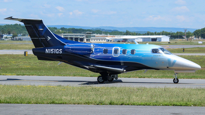 N151GS - Embraer 500 Phenom 100 - Private