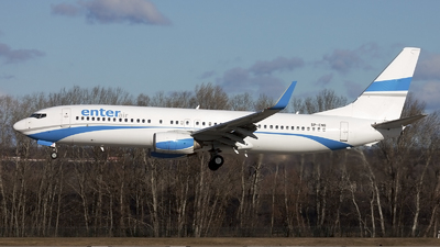 A picture of SPENG - Boeing 7378CX - Enter Air - © if