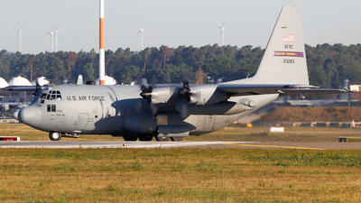 92-3283 - Lockheed C-130H Hercules - United States - US Air Force (USAF)