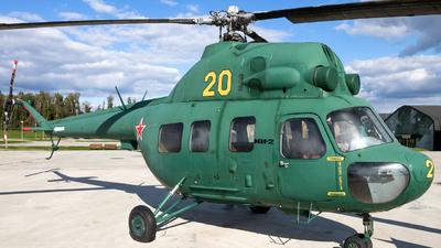 20 - PZL-Swidnik Mi-2U Hoplite - Soviet Union - Air Force