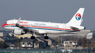 B-1861 - Airbus A320-214 - China Eastern Airlines