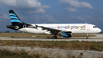 A picture of LYONJ - Airbus A320214 - [4203] - © Michael Stappen