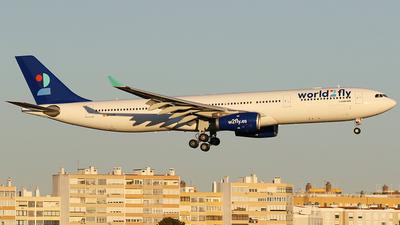 EC-LXR - Airbus A330-343 - World2Fly