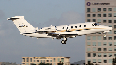 N500JS - Cessna 650 Citation III - Private