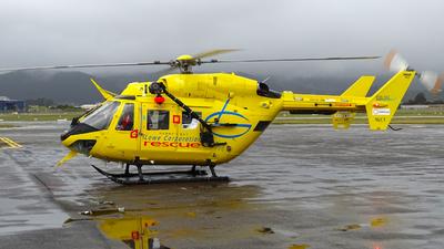 ZK-HIQ - MBB-Kawasaki BK117B-2 - Hawkes Bay Rescue Helicopter