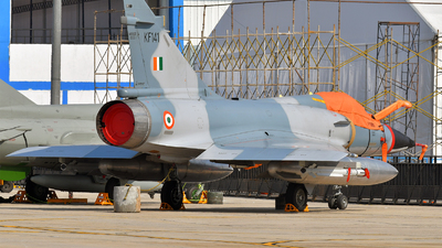 KF141 - Dassault Mirage 2000H - India - Air Force