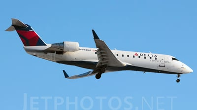 A picture of N8946A - Mitsubishi CRJ200LR - Delta Air Lines - © Mohammed Zaheer