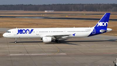 F-GTAK - Airbus A321-212 - Joon