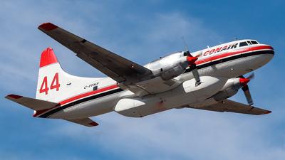 A picture of CFFKF - Convair CV580 - Conair - © MShakespeare