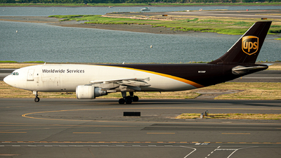 A picture of N150UP - Airbus A300F4622R - UPS Airlines - © OCFLT_OMGcat