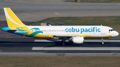 RP-C3263 - Airbus A320-214 - Cebu Pacific Air