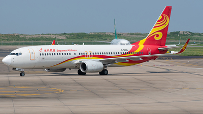 B-5685 - Boeing 737-84P - Suparna Airlines