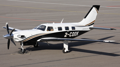 2-COOK - Piper PA-46-500TP Malibu Meridian - Private
