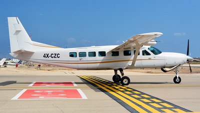 4X-CZC - Cessna 208B Grand Caravan - Private
