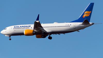 TF-ICN - Boeing 737-8 MAX - Icelandair