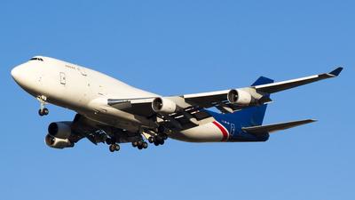 A picture of ERJAI - Boeing 747412(BDSF) -  - © Alejandro Gutierrez Martin