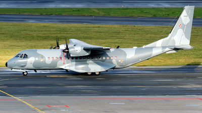 020 - CASA C-295M - Poland - Air Force
