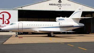 N595PL - Dassault Falcon 900B - Private