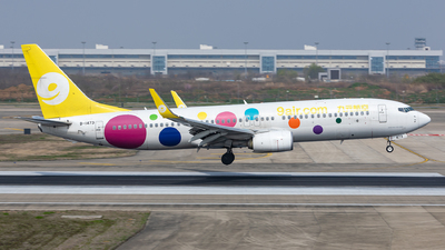 A picture of B1473 - Boeing 73786X - 9 Air - © Sweet Potato
