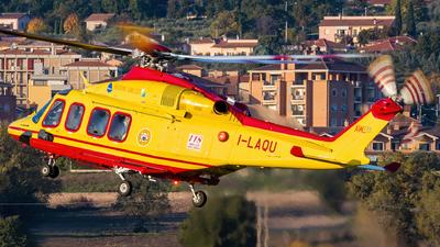 A picture of ILAQU - AgustaWestland AW139 - Babcock MCS Italia - © Filippo Murgia