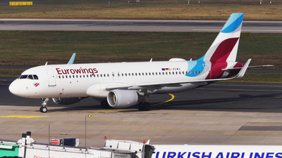 A picture of DAEWU - Airbus A320214 - Eurowings - © Yannick Schreiber